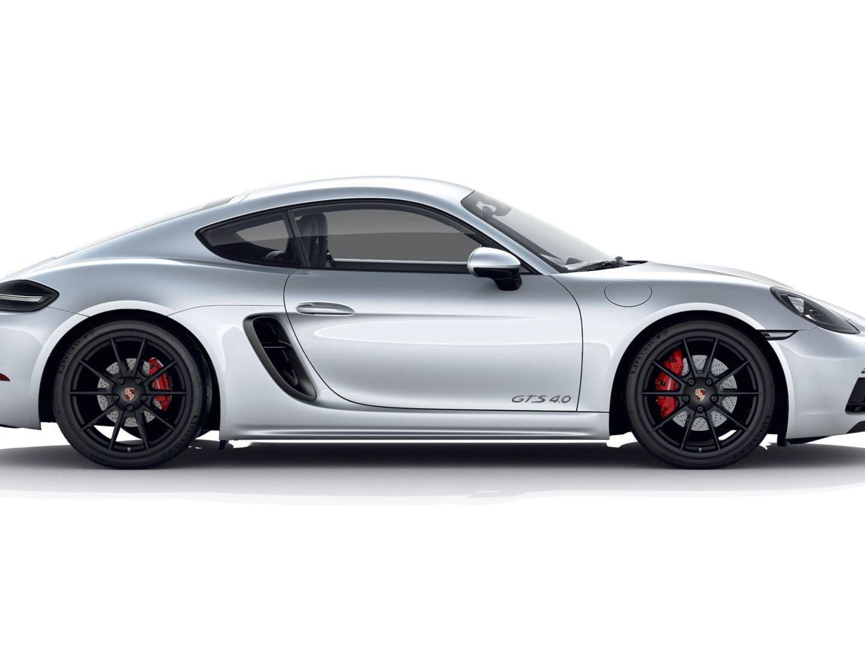 2021 Porsche 718 Cayman GTS 4.0 – 5