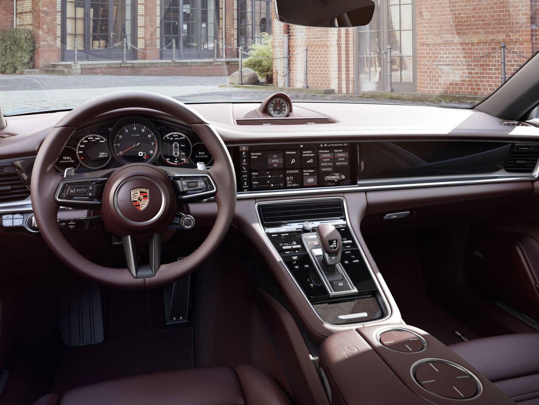 Porsche Panamera – 3