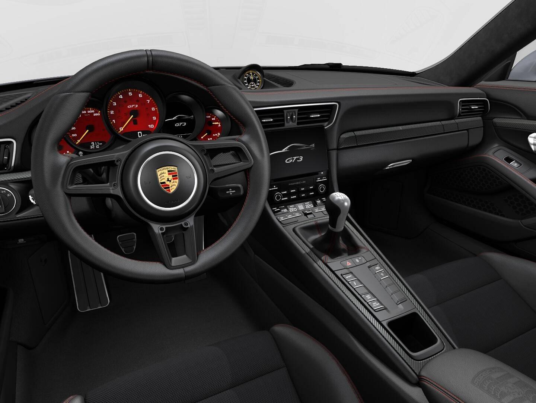 2018 Porsche 911 GT3 – 5