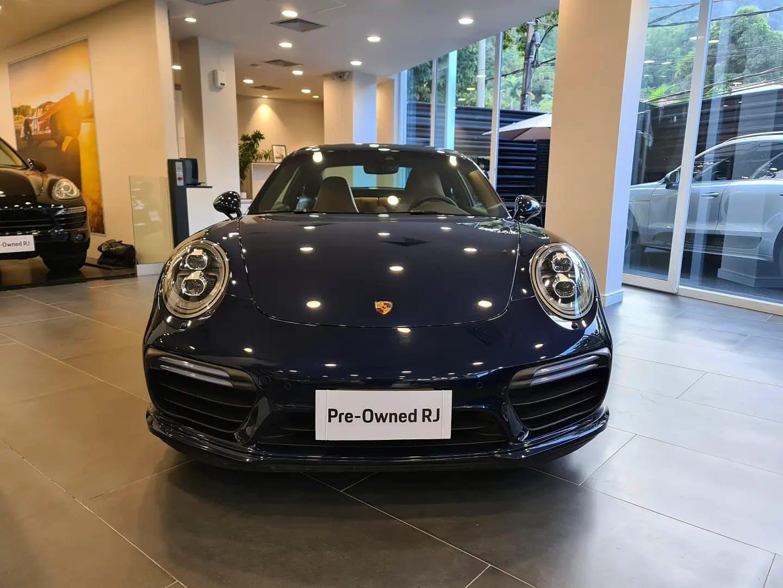 2019 Porsche 911 Turbo S – 1