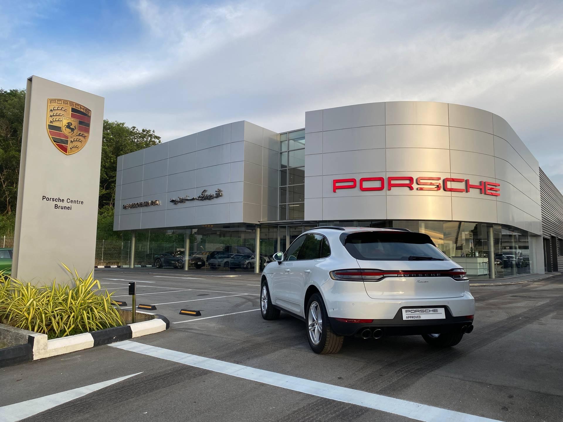 2019 Porsche Macan – 2