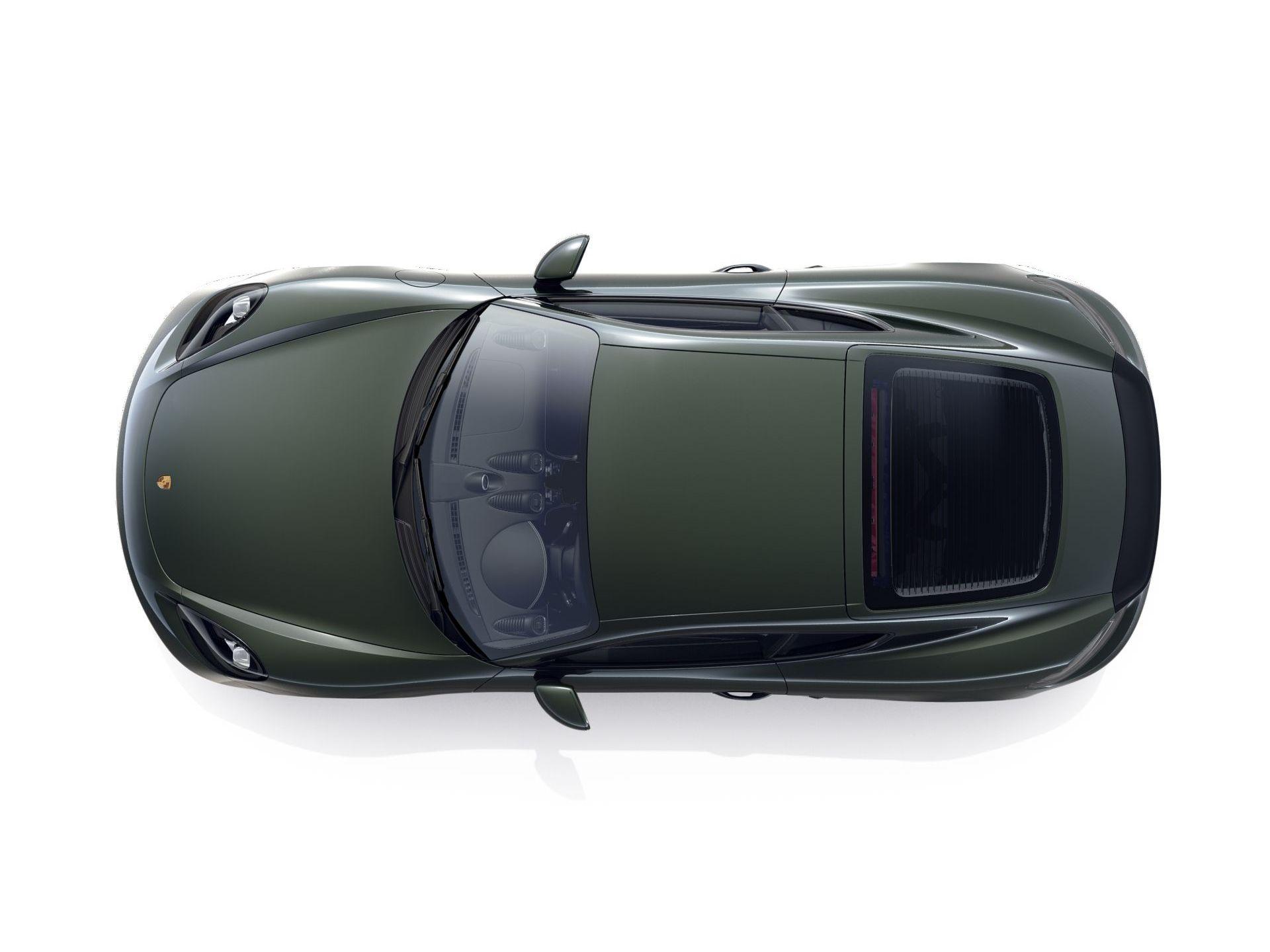 2022 Porsche 718 Cayman GTS 4.0 – 4