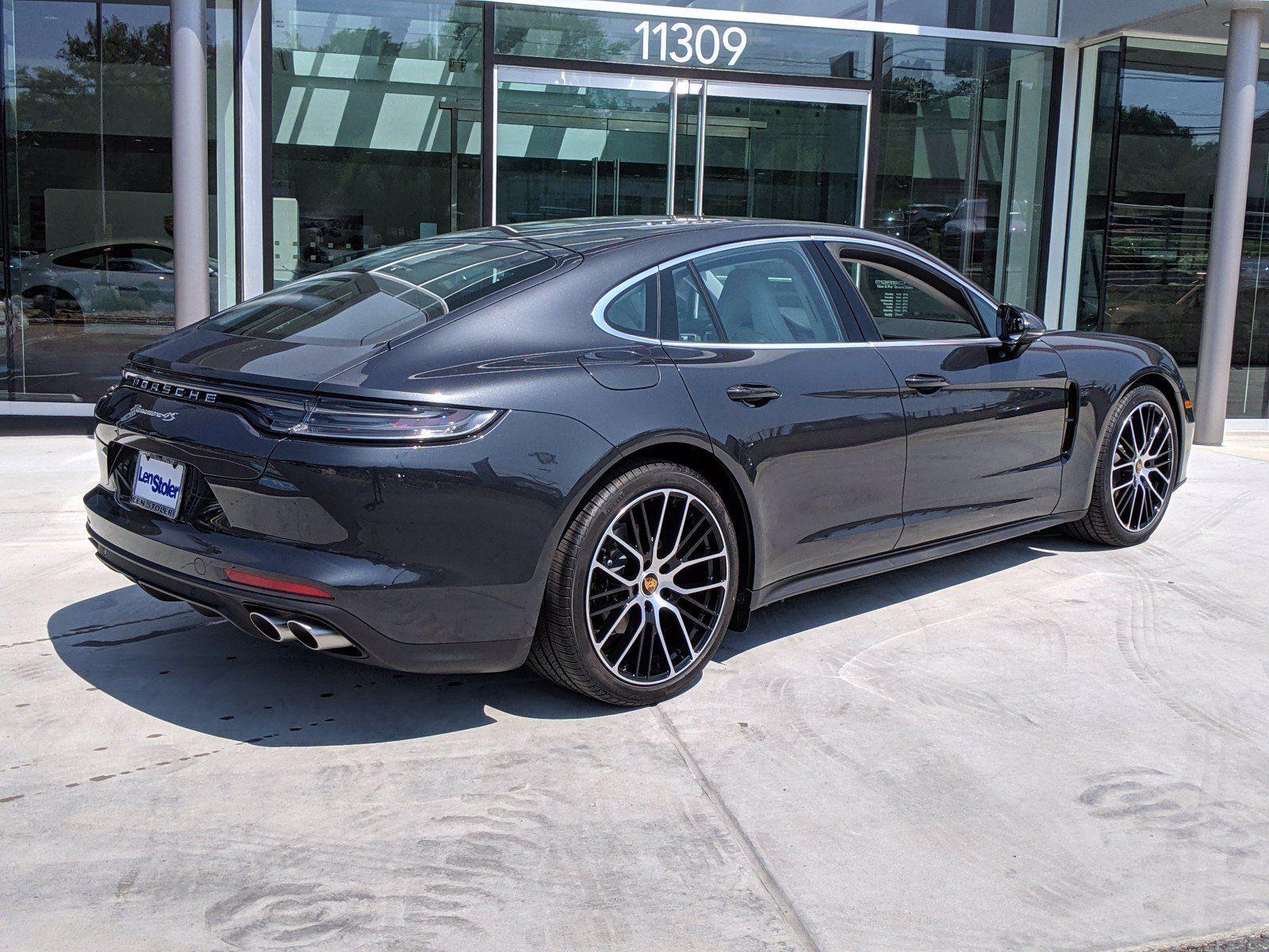 2021 Porsche Panamera 4S – 5