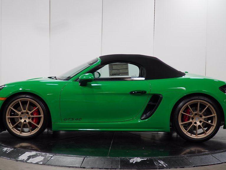 2022 Porsche 718 Boxster GTS 4.0 – 4