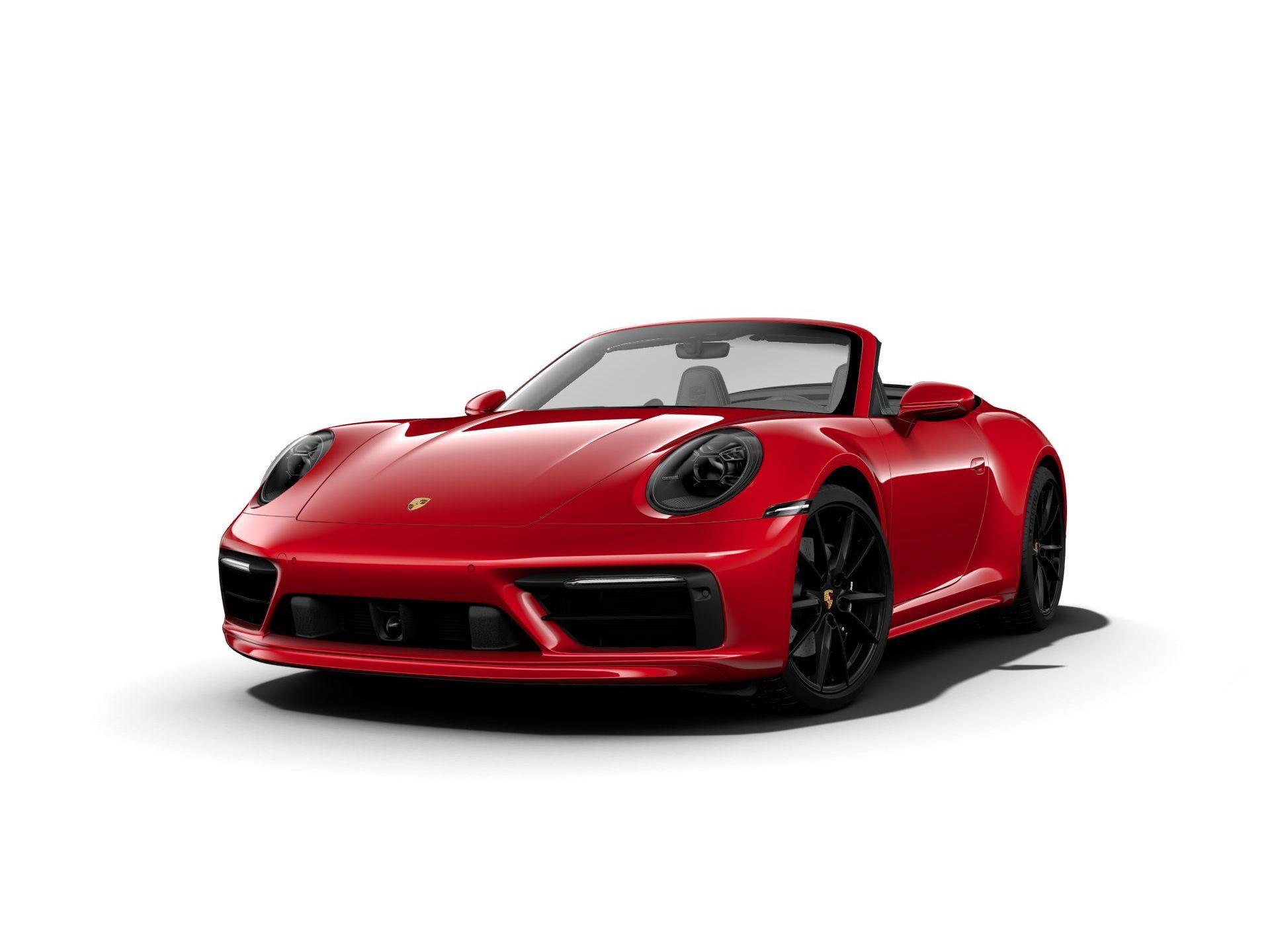 2021 Porsche 911 Carrera 4S Cabriolet – 1