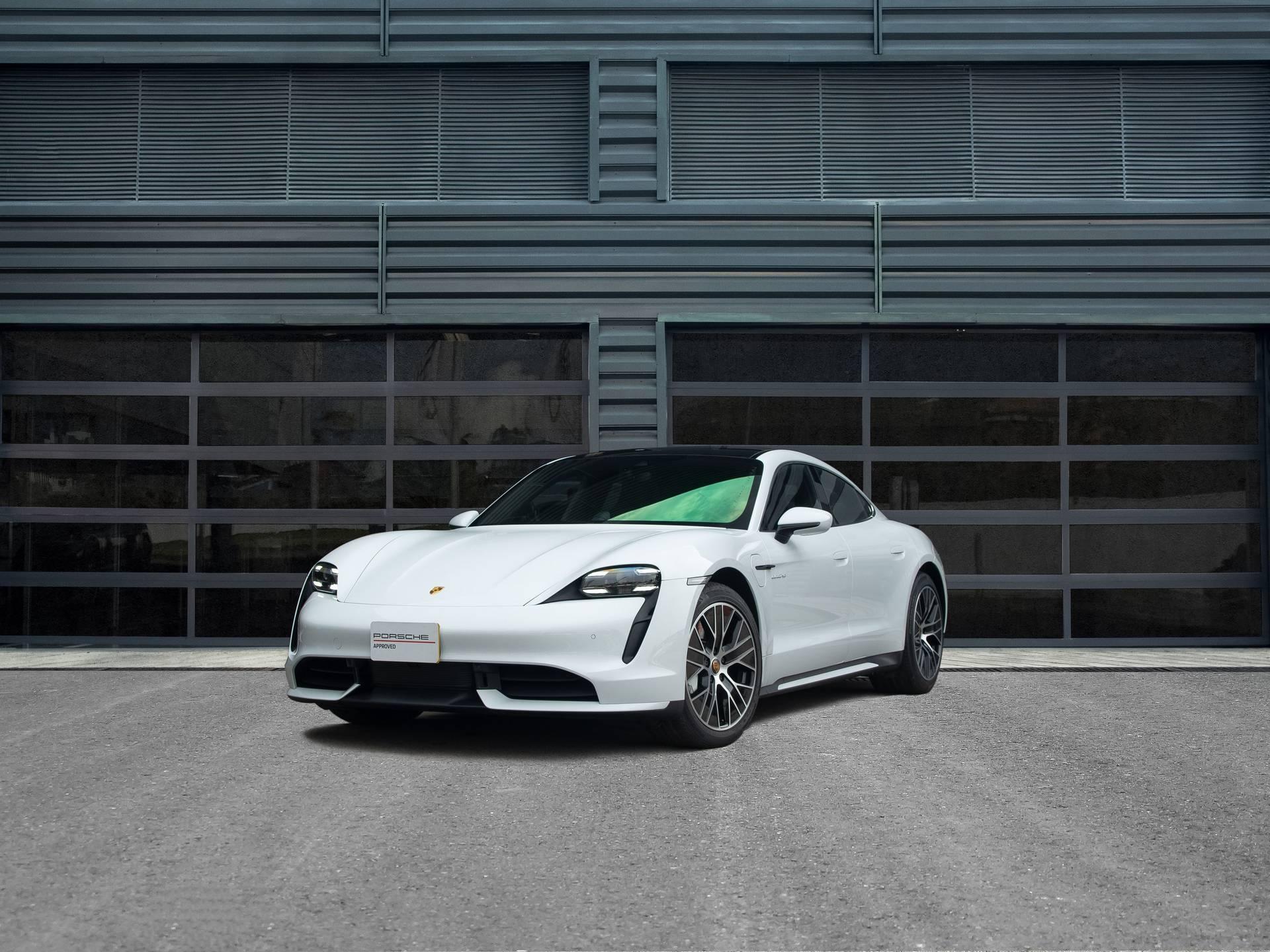 2020 Porsche Taycan Turbo – 1