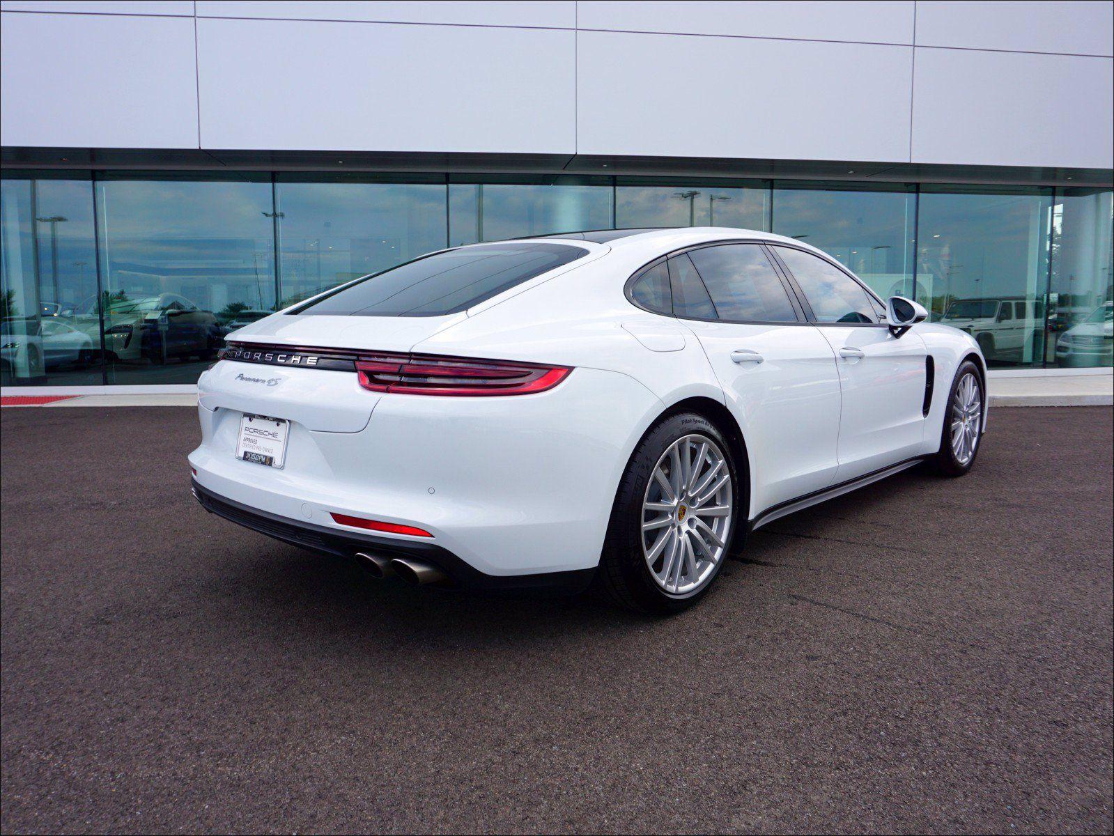 2018 Porsche Panamera 4S – 3