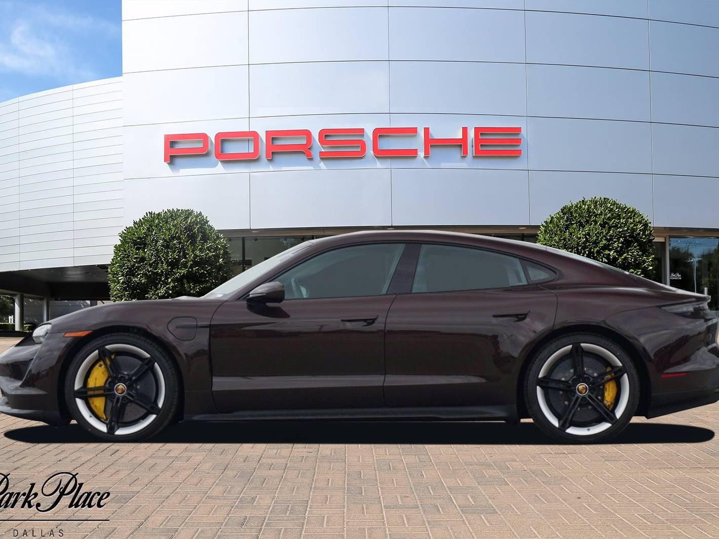 2021 Porsche Taycan Turbo S – 3