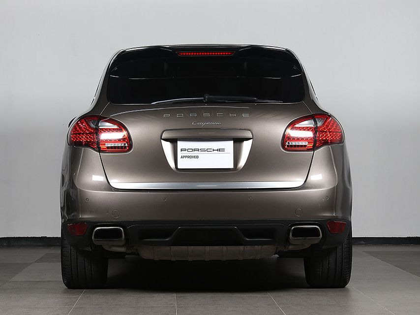 2011 Porsche Cayenne Diesel – 4