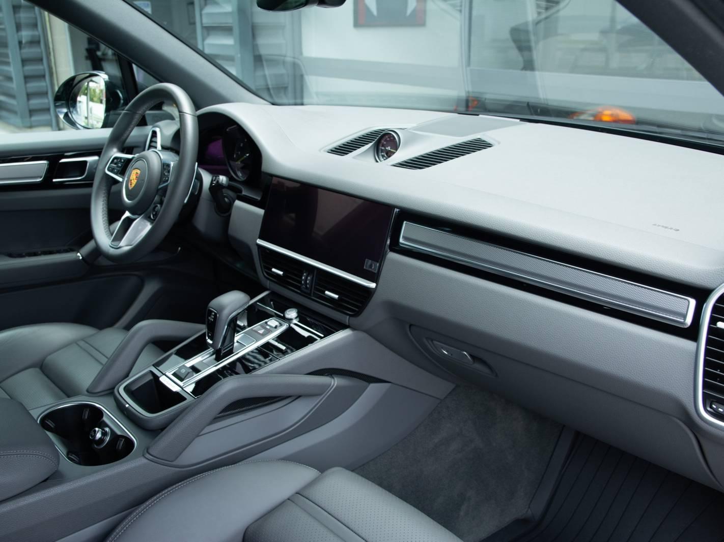 2020 Porsche Cayenne E-hybrid – 4