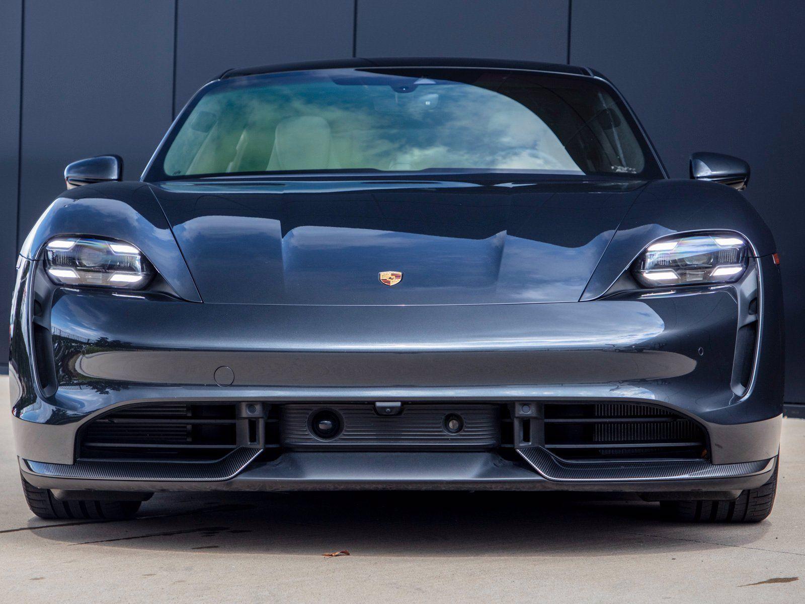 2020 Porsche Taycan Turbo S – 4