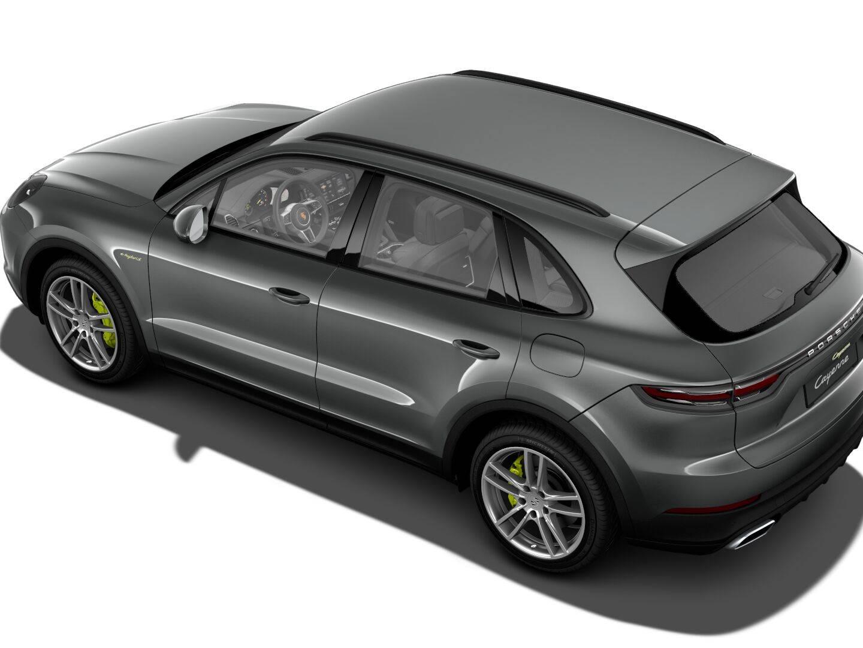 2021 Porsche Cayenne E-hybrid – 4