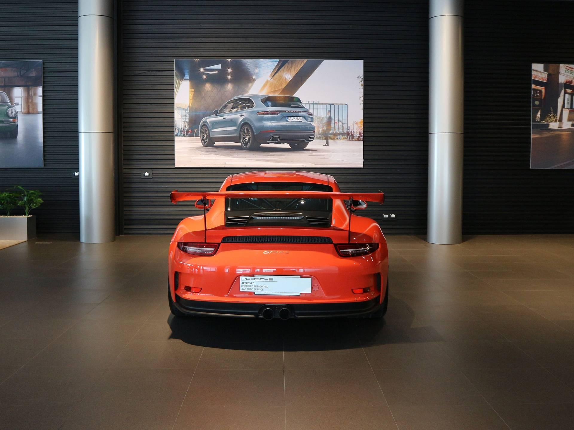 2016 Porsche 911 GT3 RS – 5