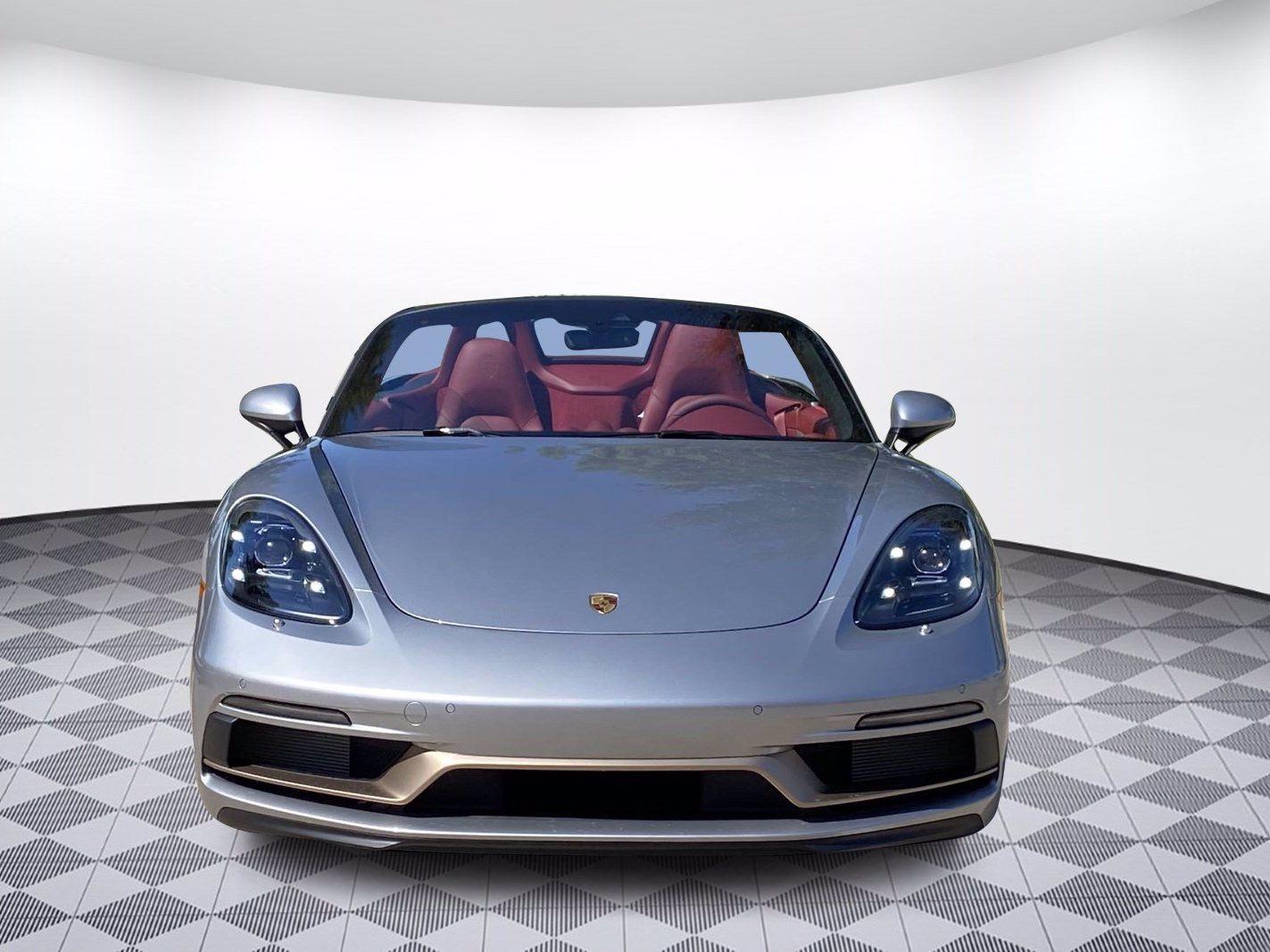 2022 Porsche Boxster 25 Years – 2