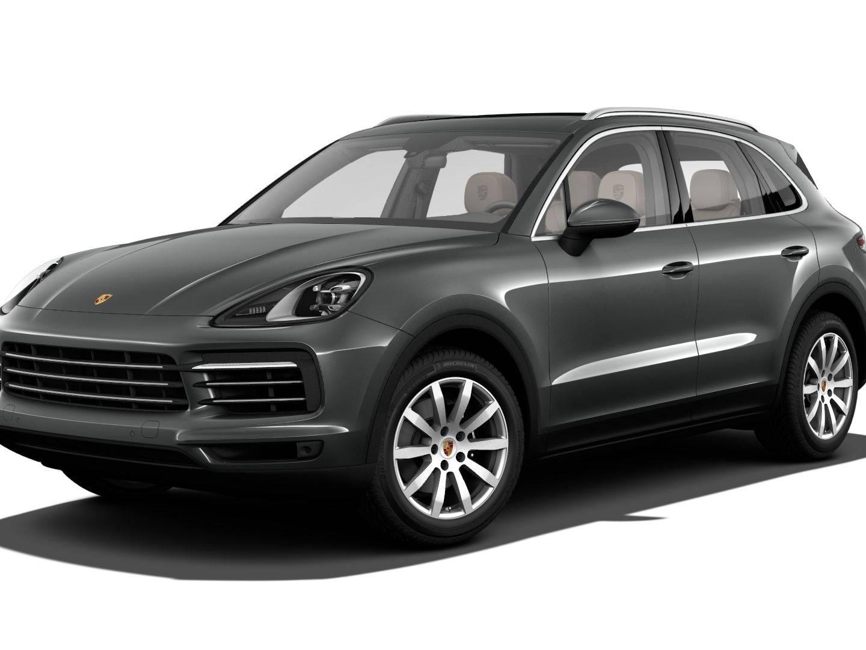 2021 Porsche Cayenne – 1