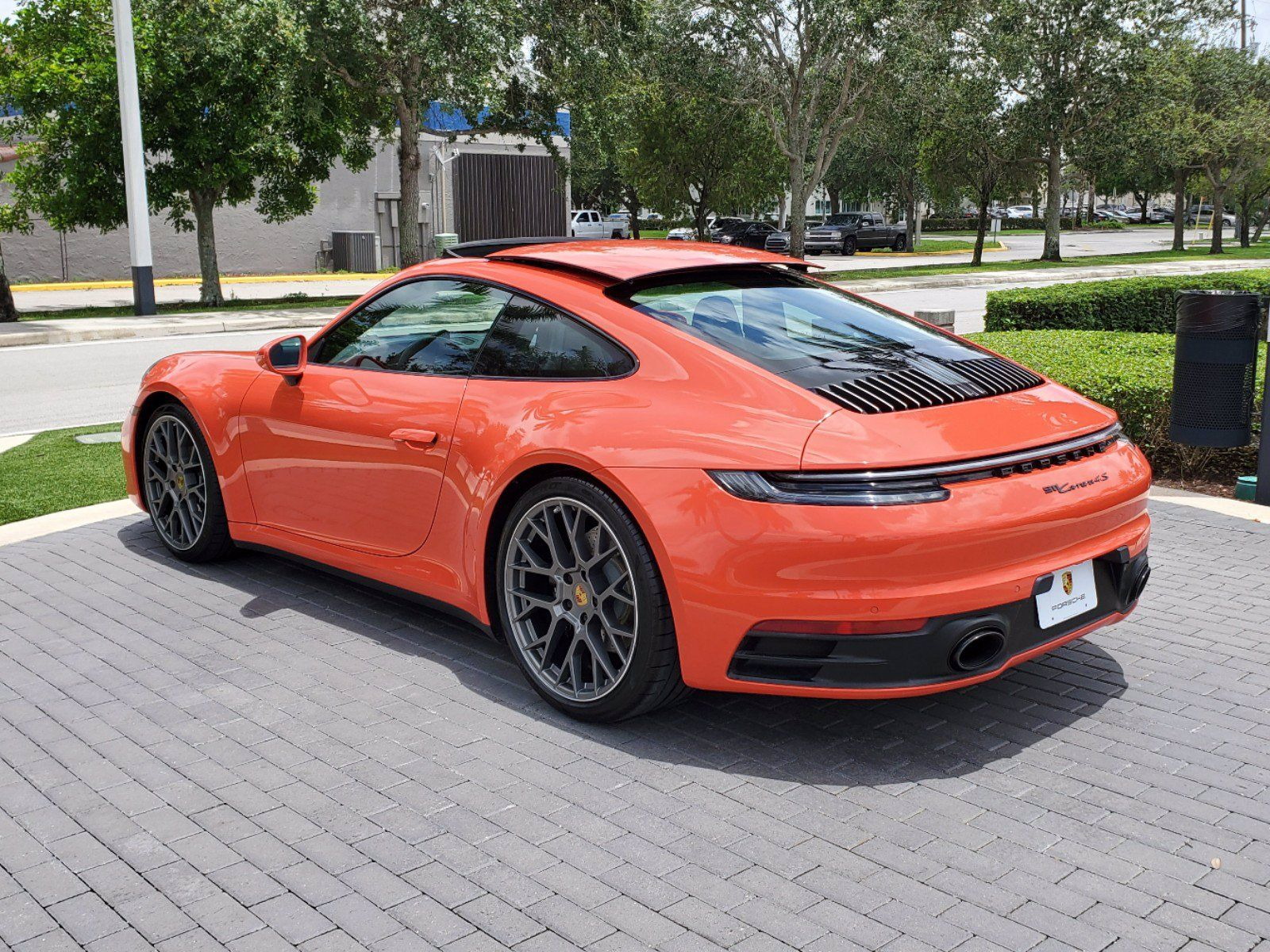 2020 Porsche 911 Carrera 4S (992) – 3