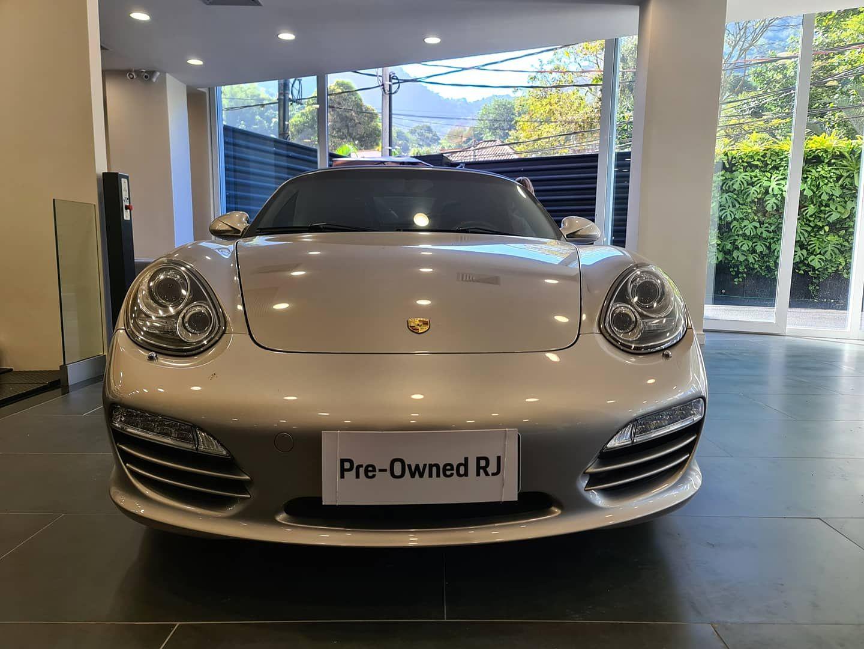 2012 Porsche Boxster – 1
