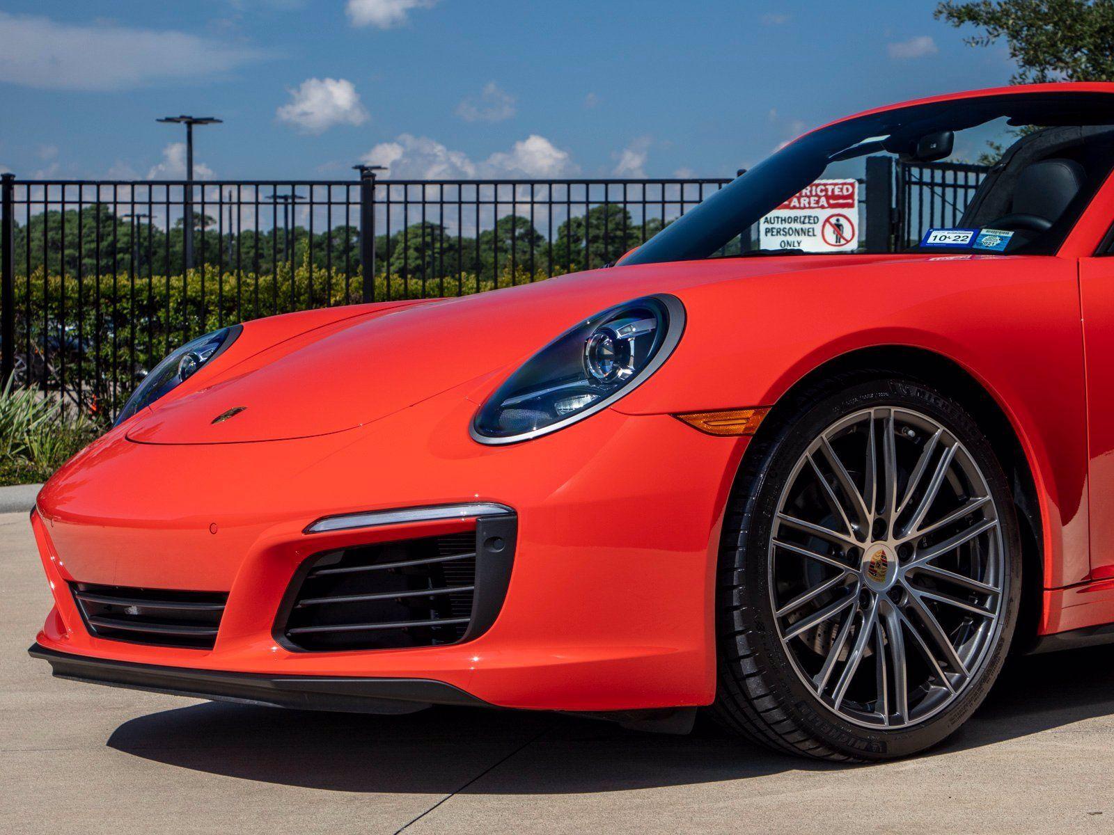 2019 Porsche 911 Targa 4 – 3