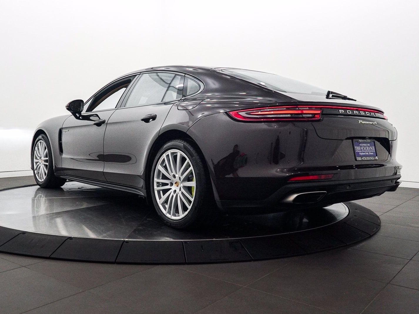 2018 Porsche Panamera 4 E-Hybrid – 5