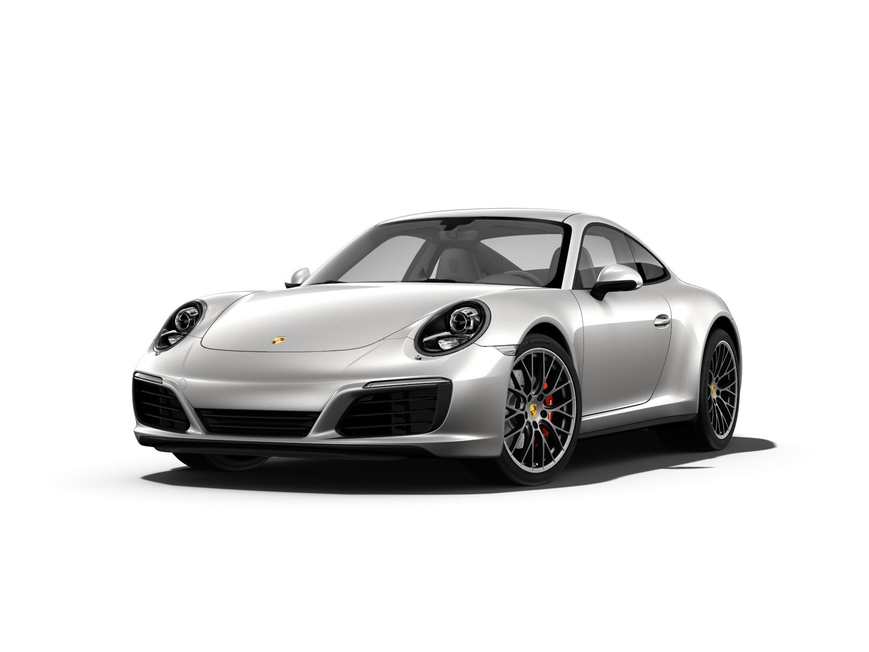 Porsche 911 Carrera 4S – 1