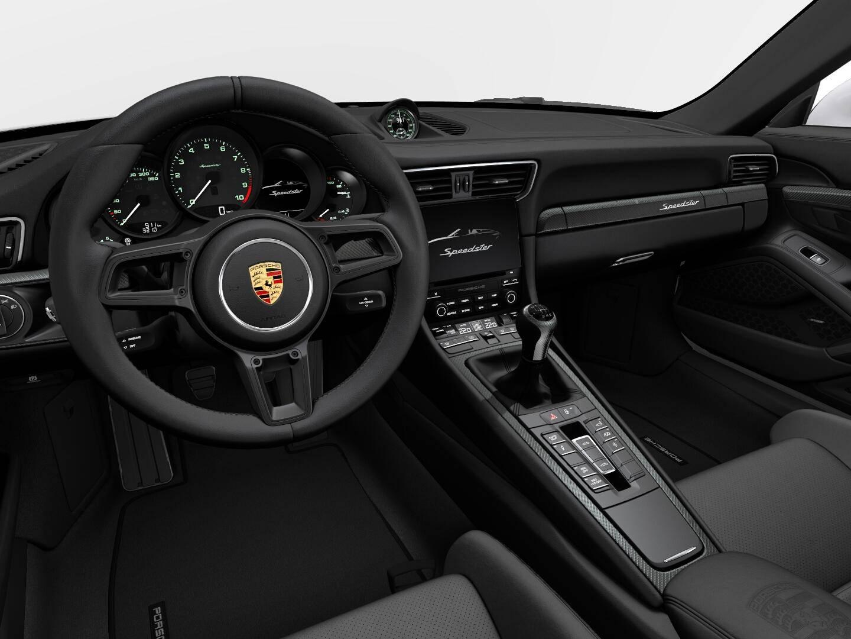 2019 Porsche 911 Speedster – 5