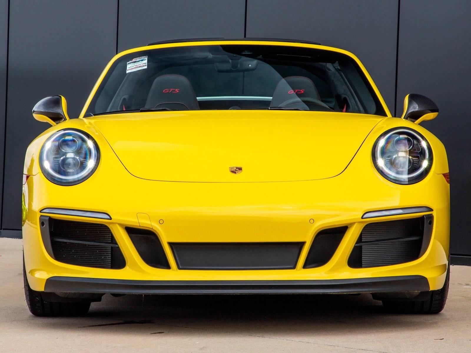 2019 Porsche 911 Targa 4 GTS – 5