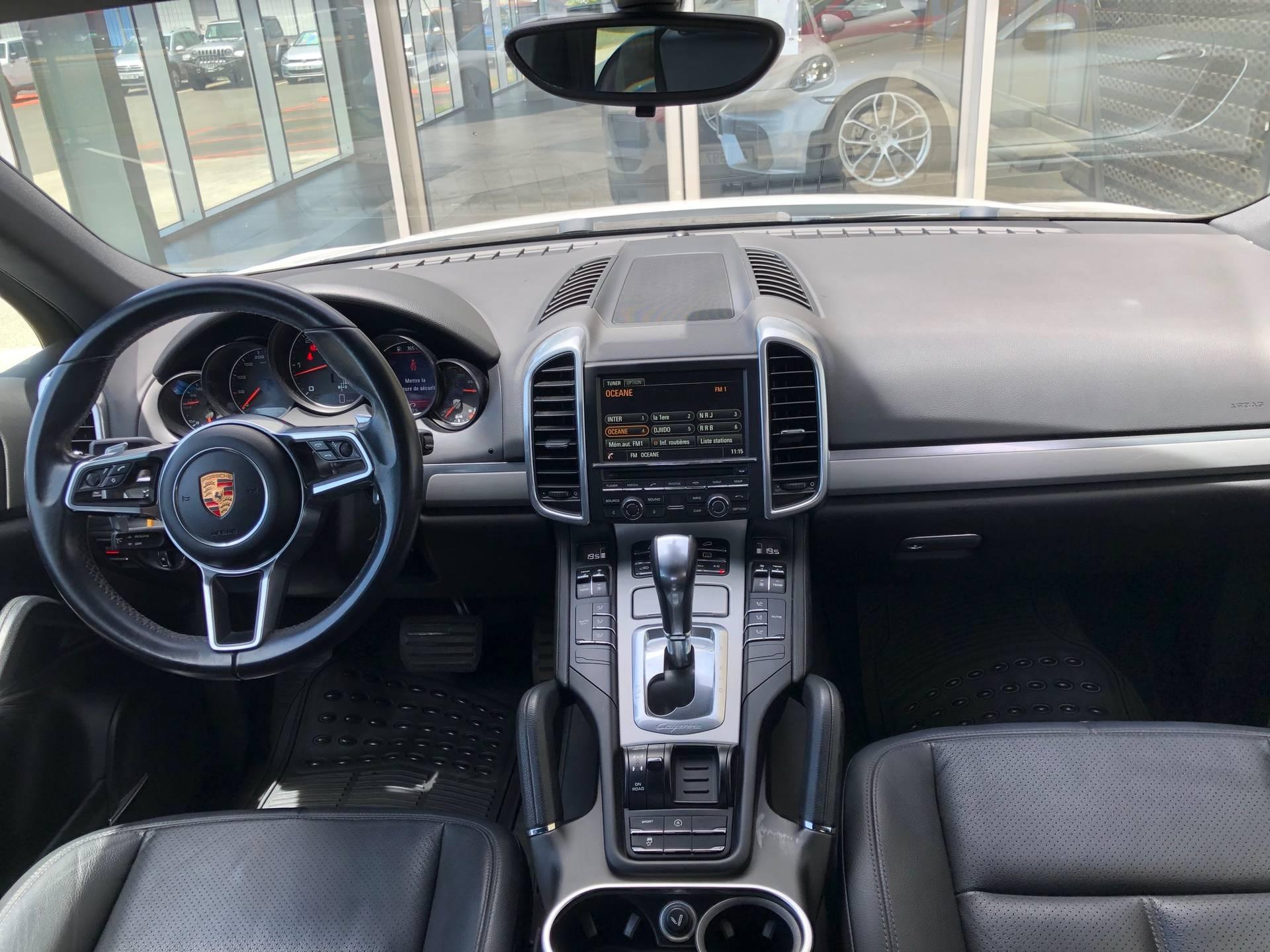 2015 Porsche Cayenne Diesel – 4