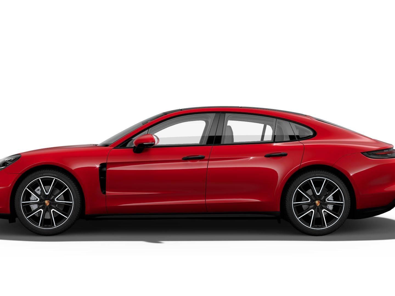 2020 Porsche Panamera 4S – 2