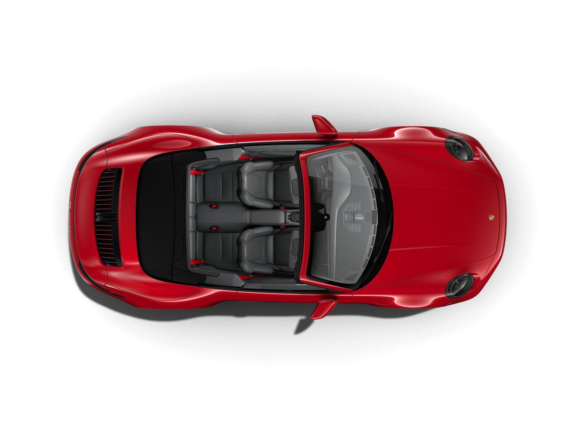 2021 Porsche 911 Carrera 4S Cabriolet – 5