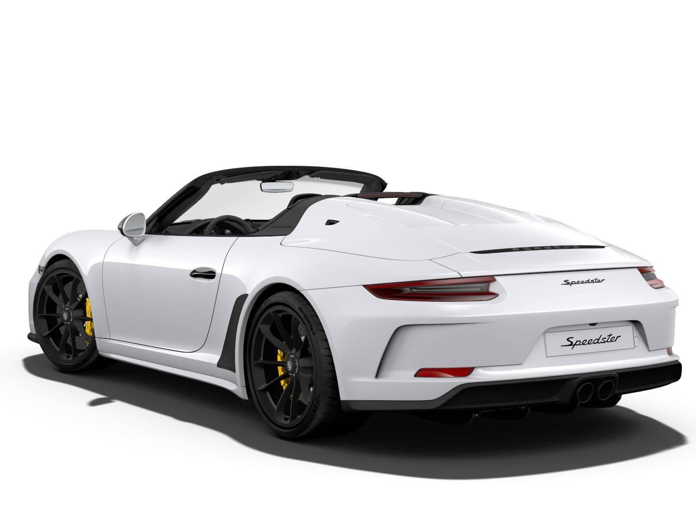 2019 Porsche 911 Speedster – 3