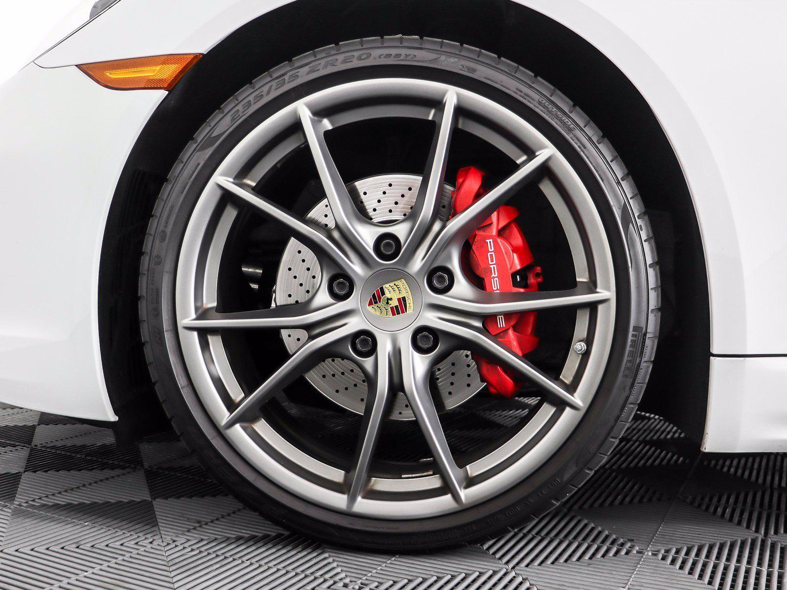2017 Porsche 718 Boxster S – 5