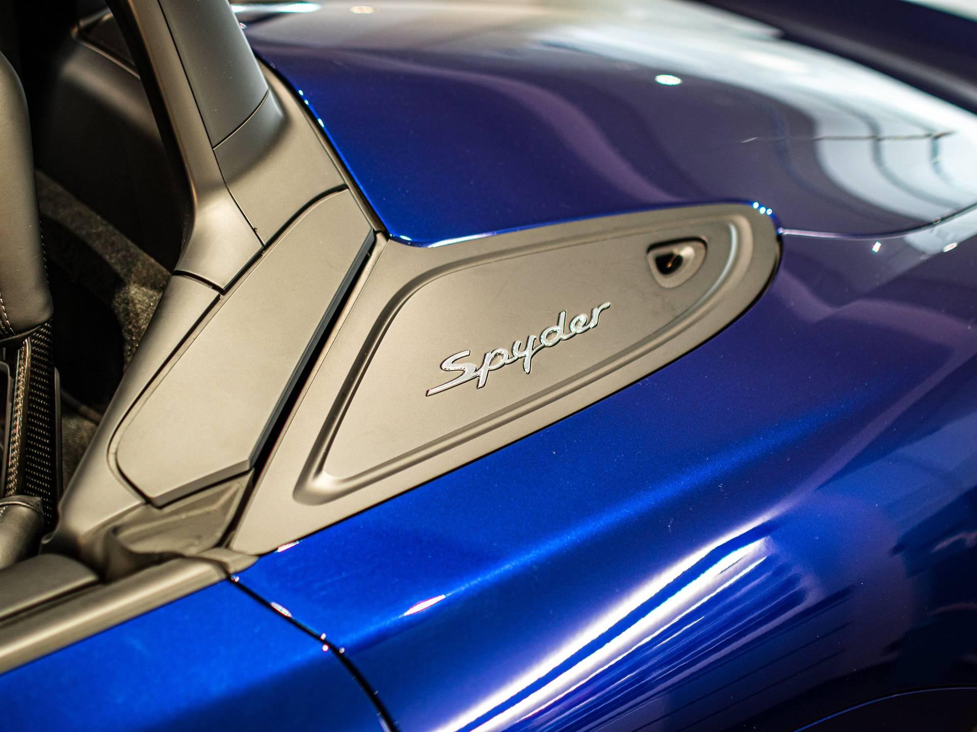 2020 保時捷 718 Spyder – 5