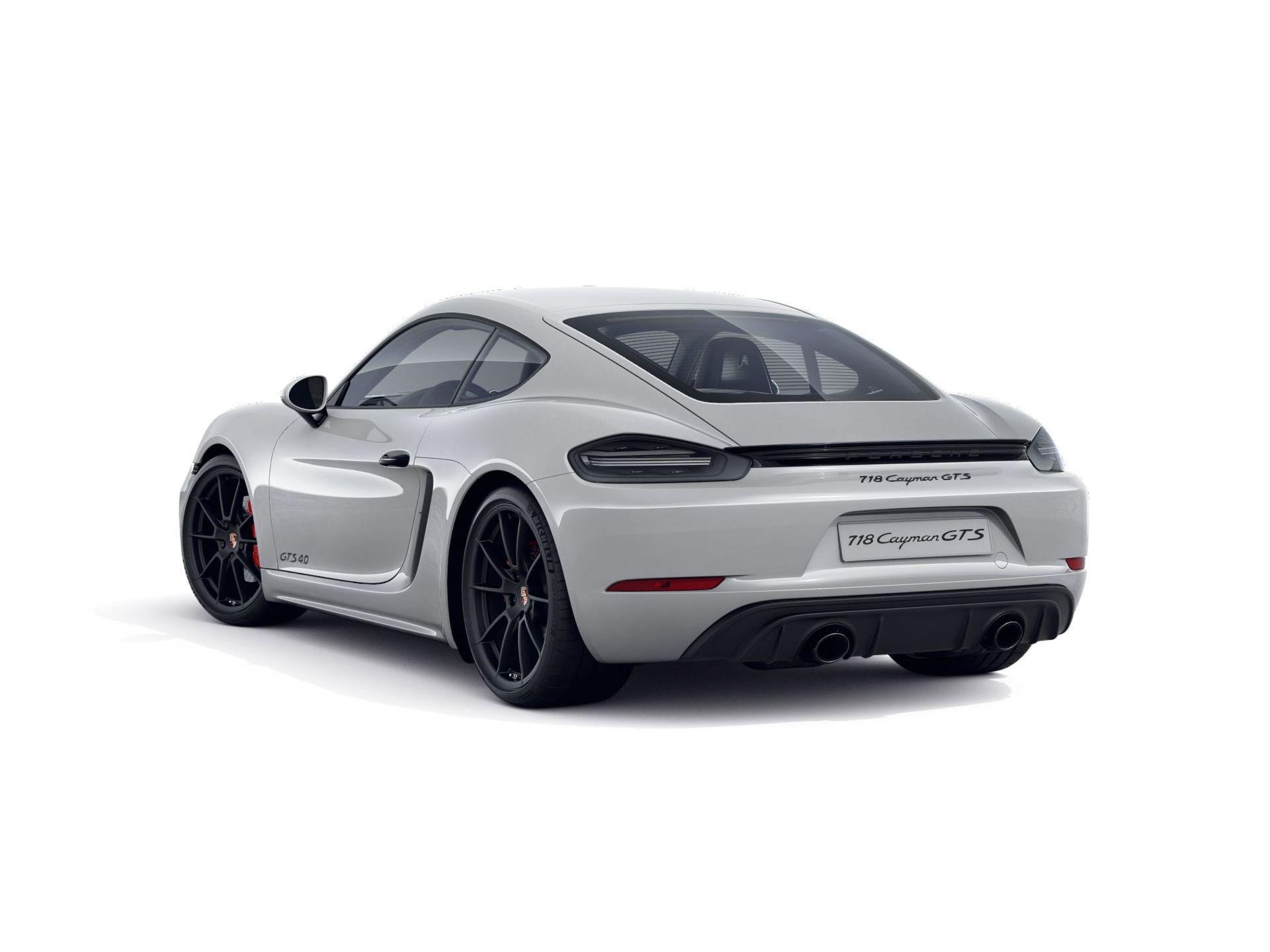 2022 Porsche 718 Cayman GTS 4.0 – 3