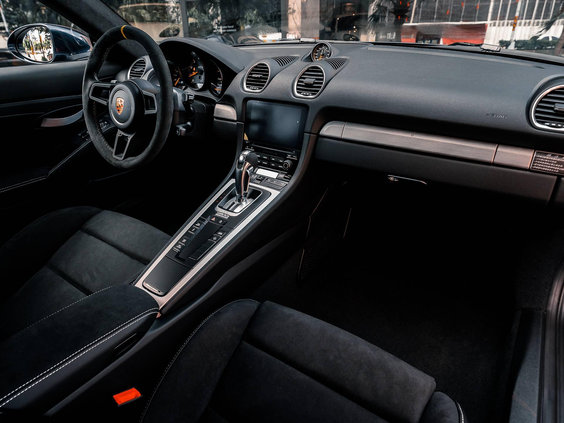 2021 保時捷 718 Cayman GT4 – 3