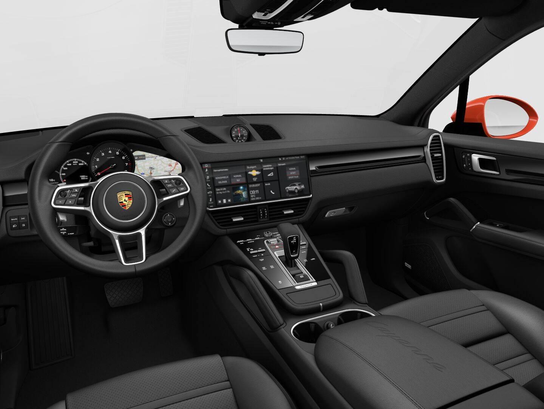 Porsche Cayenne – 4