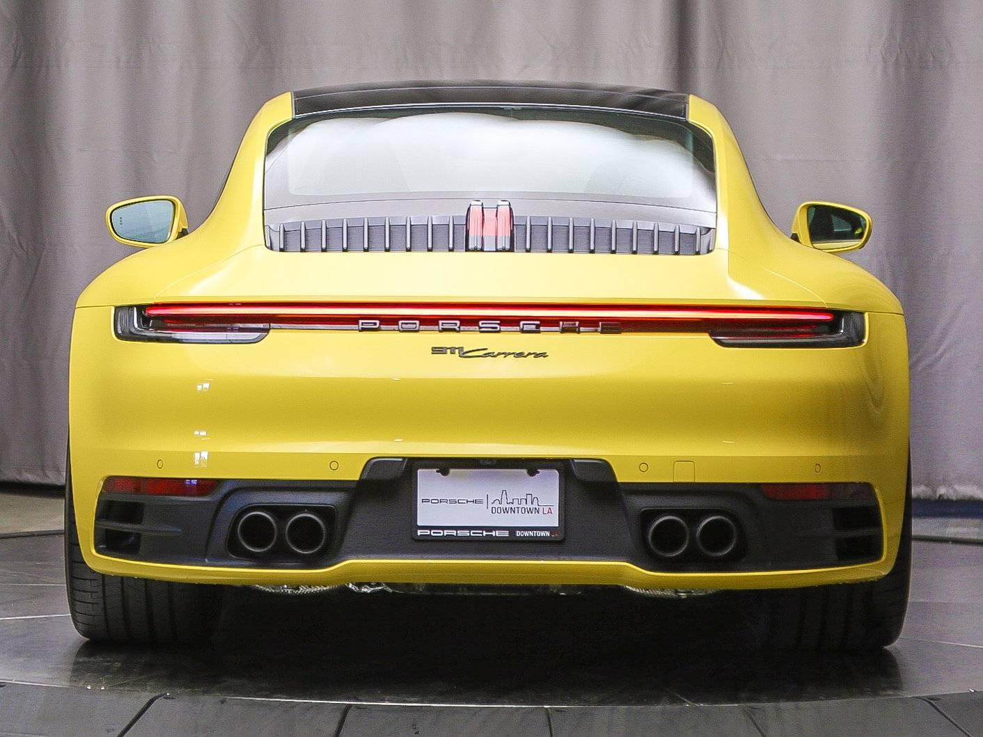 2021 Porsche 911 Carrera – 5