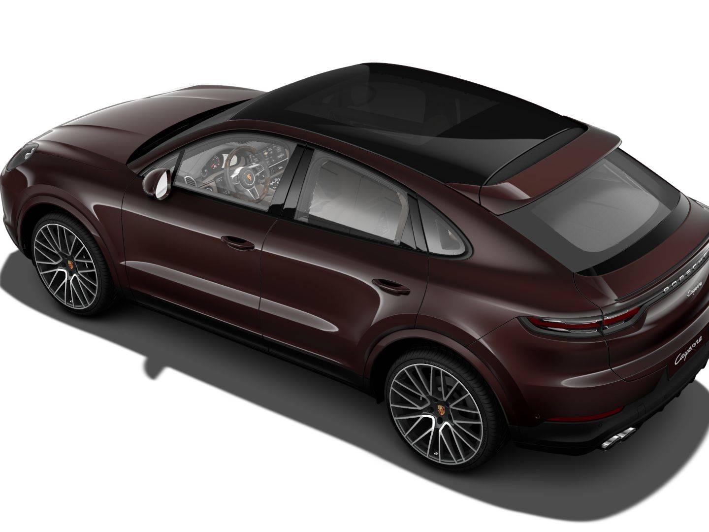 2020 Porsche Cayenne Coupé – 4