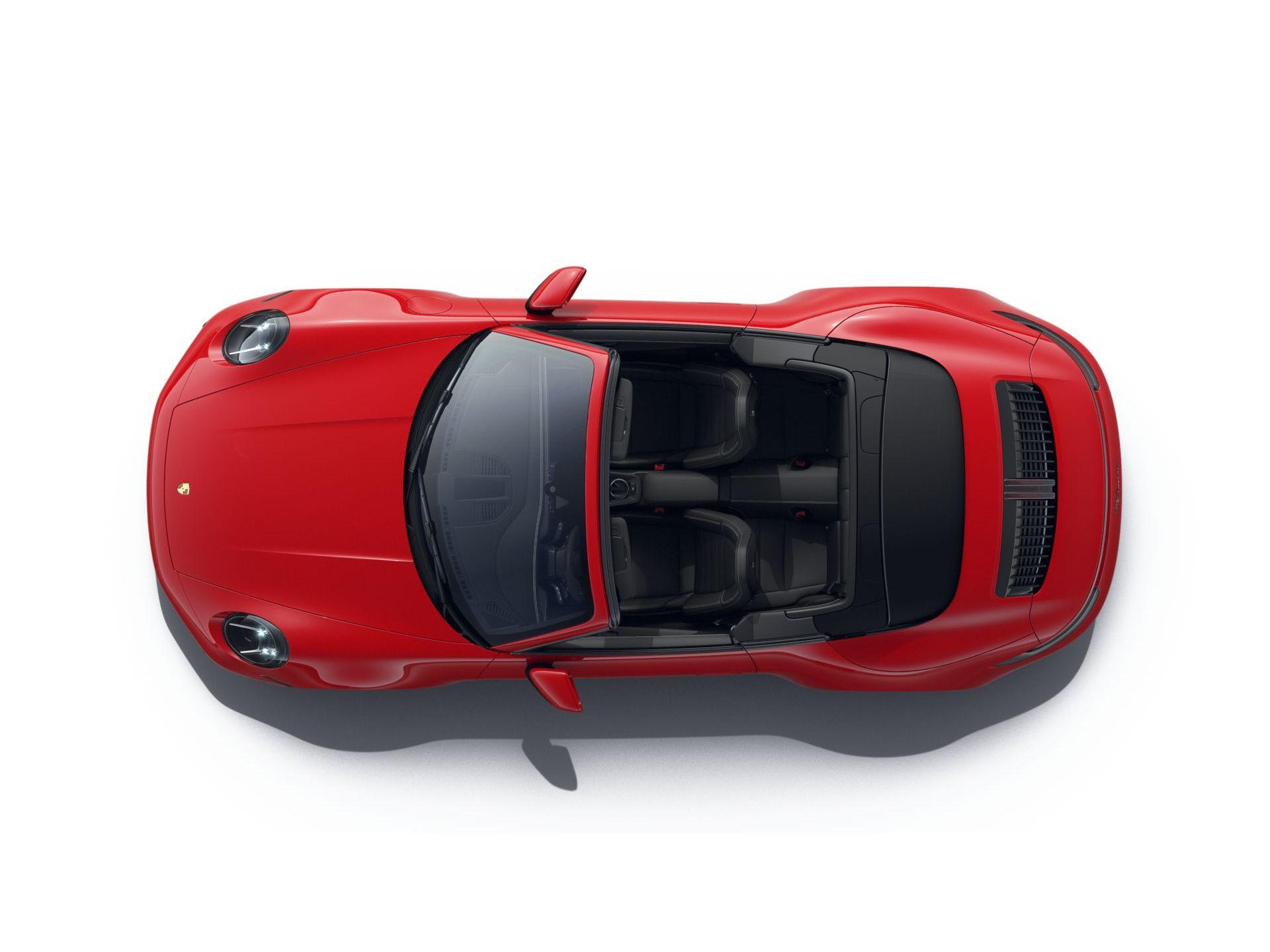 2022 Porsche 911 Carrera Cabriolet – 4