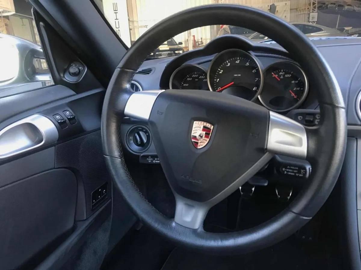 Porsche Cayman – 4