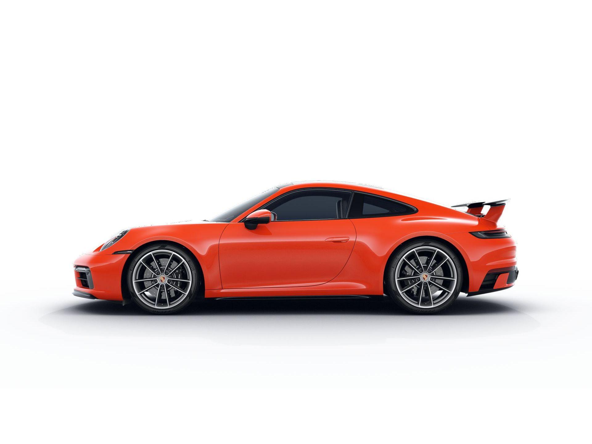 2022 Porsche 911 Carrera S – 2