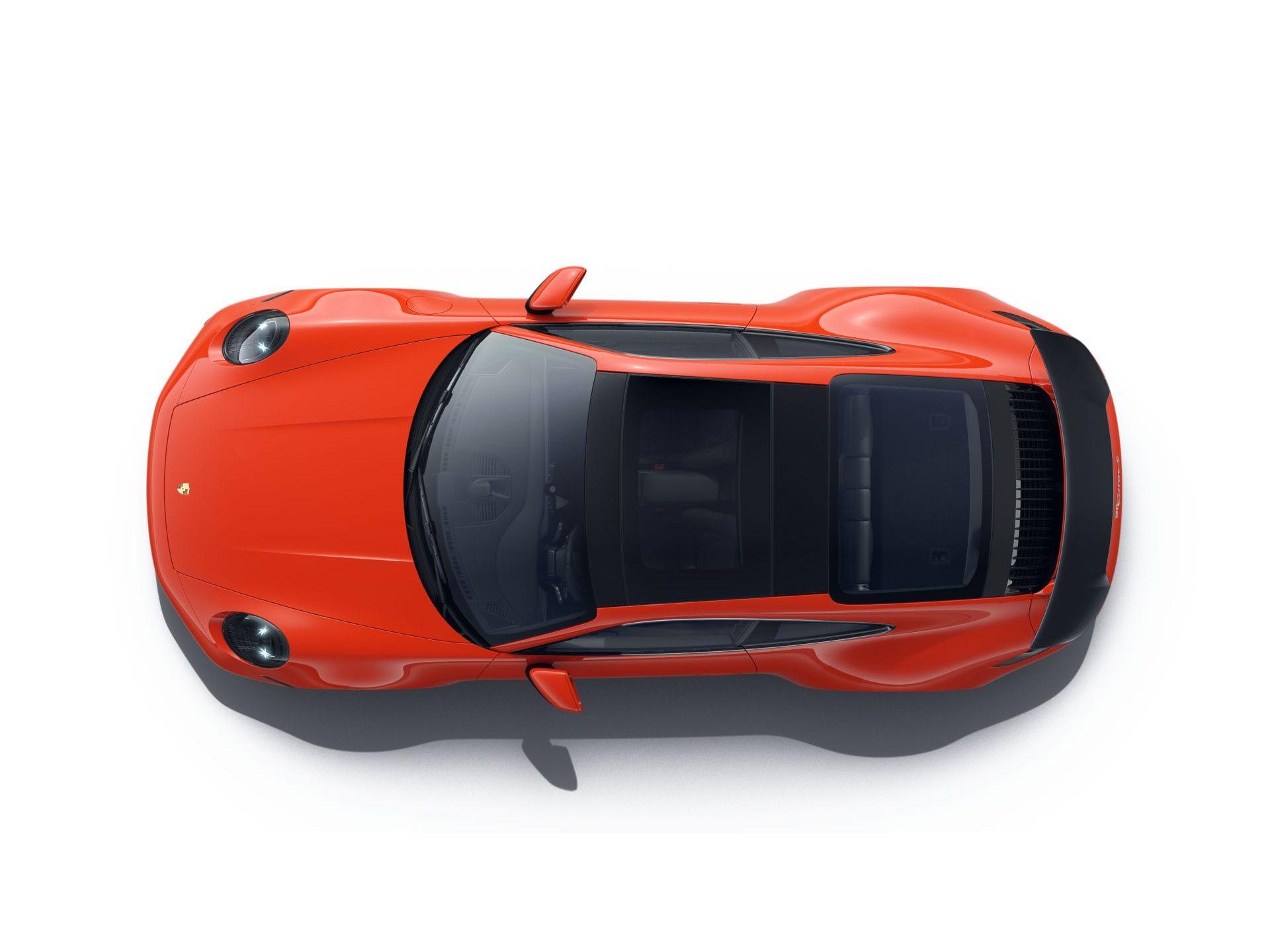 2022 Porsche 911 Carrera S – 4