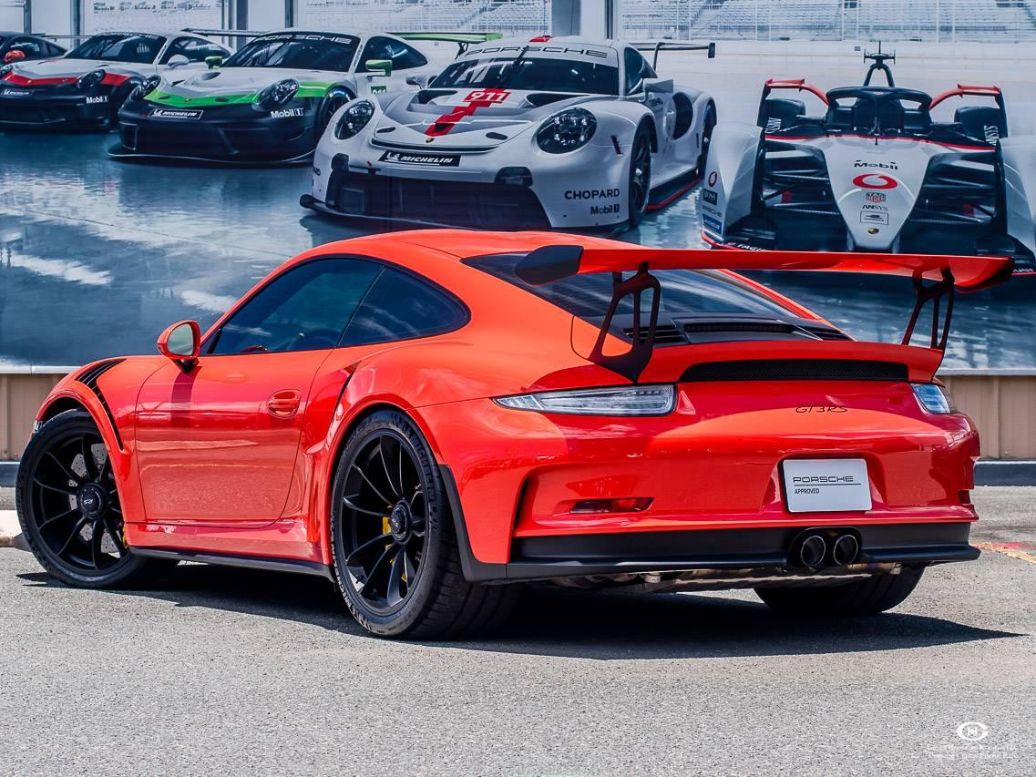 2016 Porsche 911 GT3 RS – 3