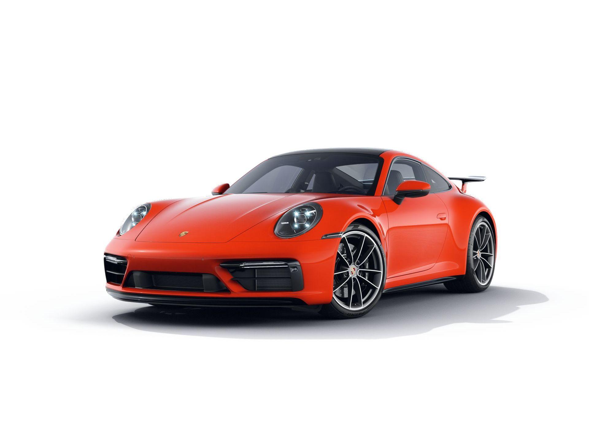 2022 Porsche 911 Carrera S – 1