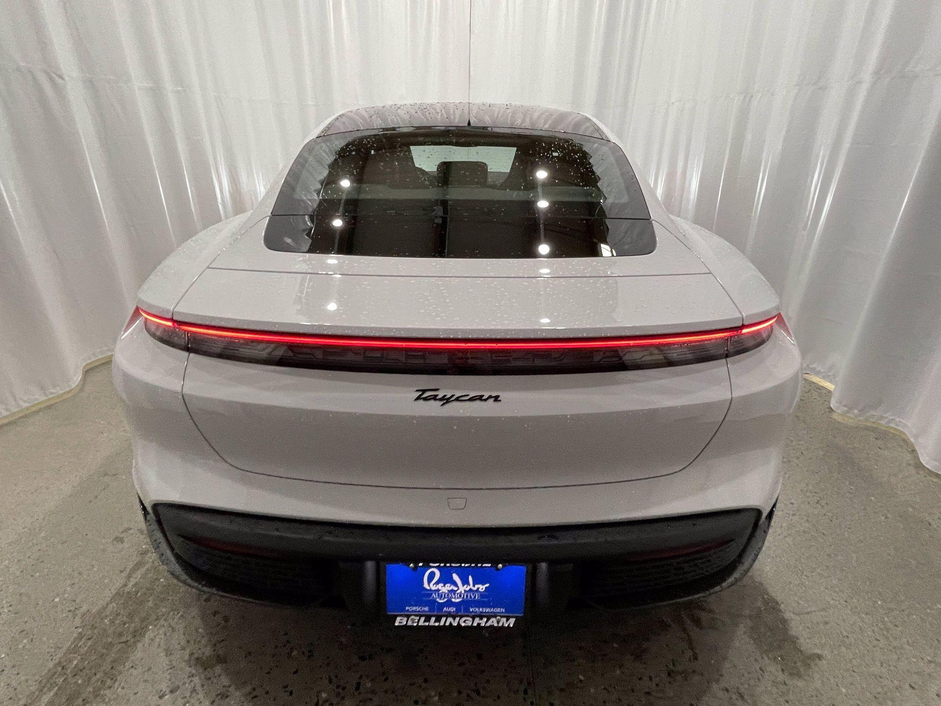 2021 Porsche Taycan – 4