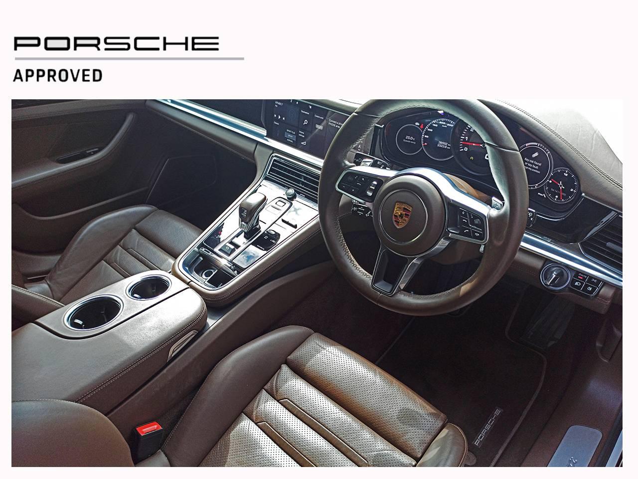 2017 Porsche Panamera – 4
