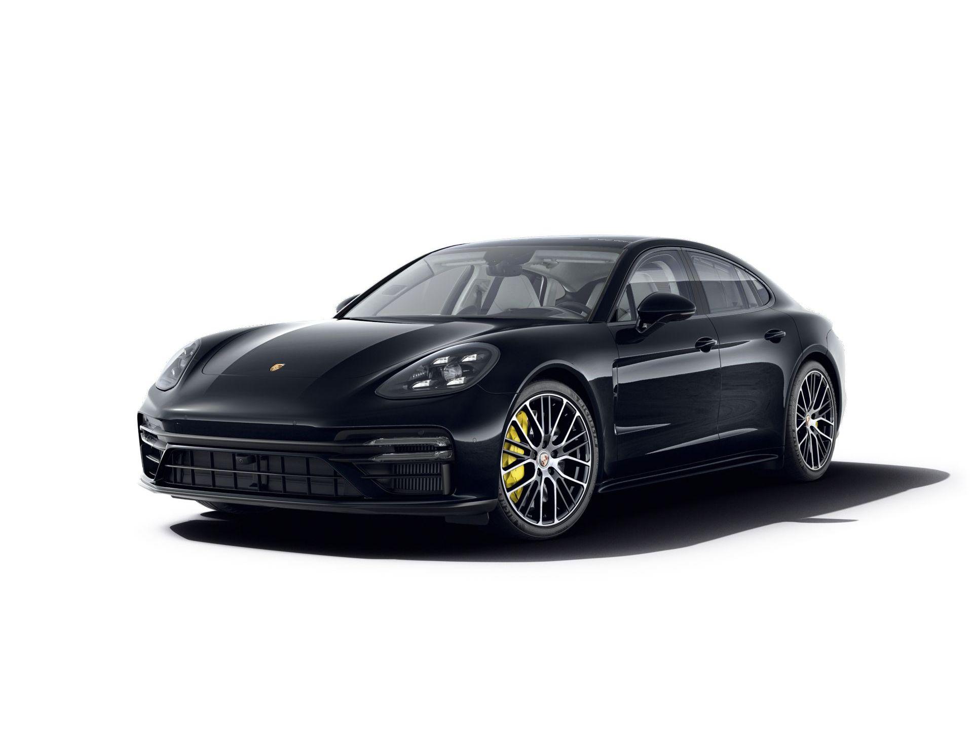 2022 Porsche Panamera Turbo S – 1