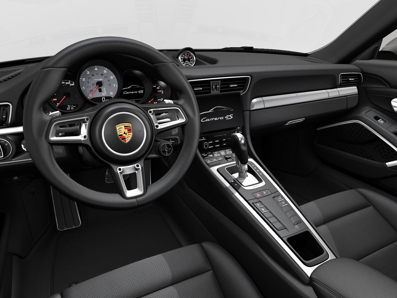 Porsche 911 Carrera 4S – 5