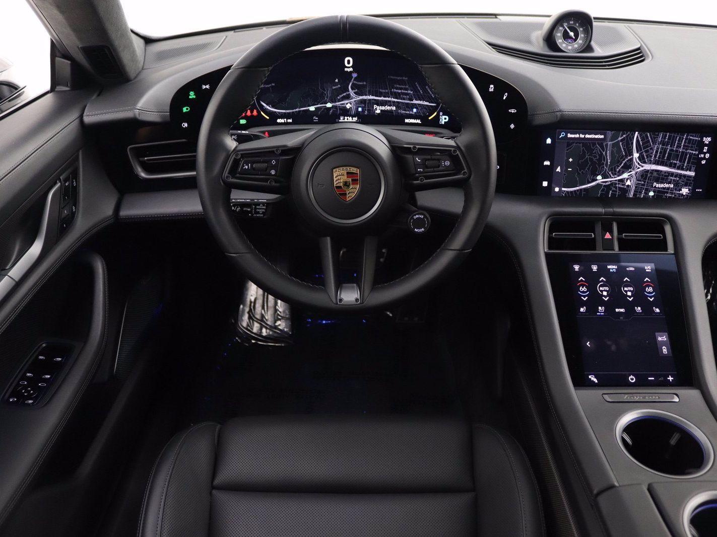 2021 Porsche Taycan Turbo S – 4