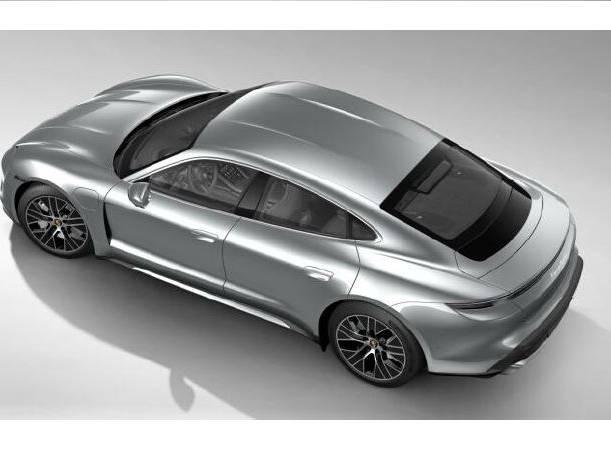 2021 Porsche Taycan Turbo – 4