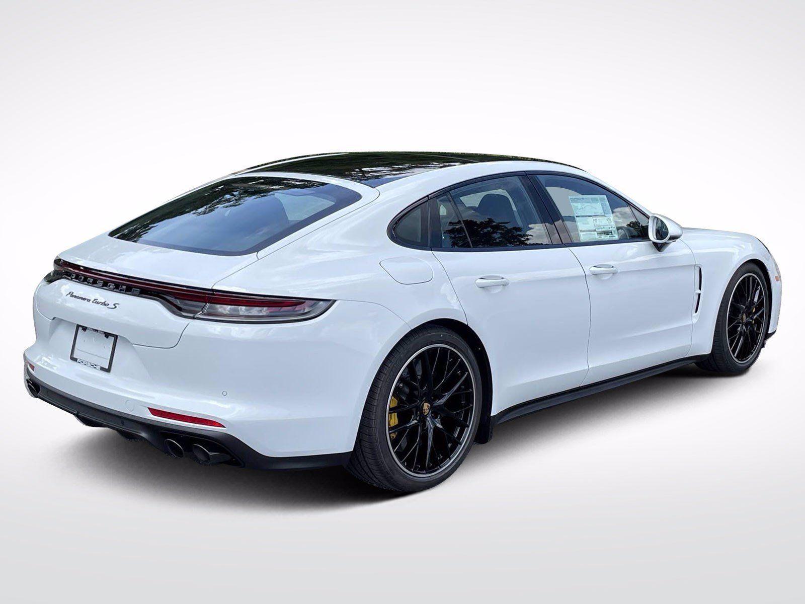 2021 Porsche Panamera Turbo S – 5